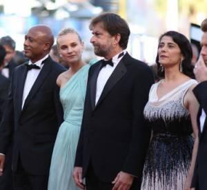 Cannes 2012 : la montée des marches, Diane Kruger, Eva Longoria, Virginie Ledoyen...