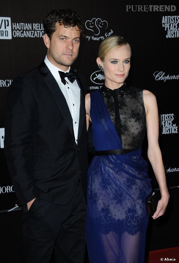 Diane Kruger et Joshua Jackson.