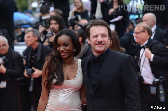 Samuel Le Bihan et son épouse Daniela.