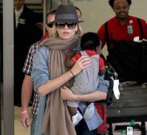 Charlize Theron, une méchante reine redevenue maman poule
