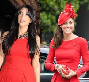 Kim Kardashian VS Kate Middleton : du trash au classe