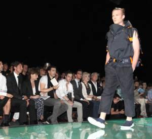 Marc Jacobs, Jesse Williams, Pio Marmai : brochette sexy au défilé Louis Vuitton Homme