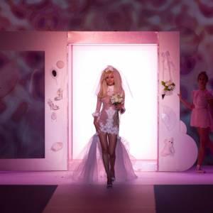 Le défilé lingerie Couture de Zahia.