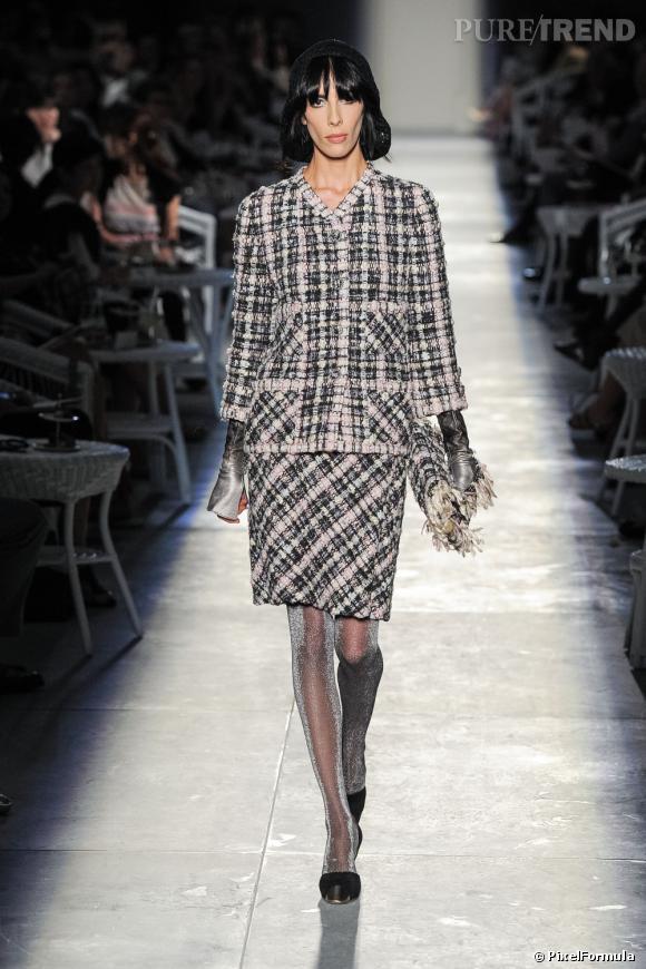 Défilé ChanelParis Automne-Hiver 2013