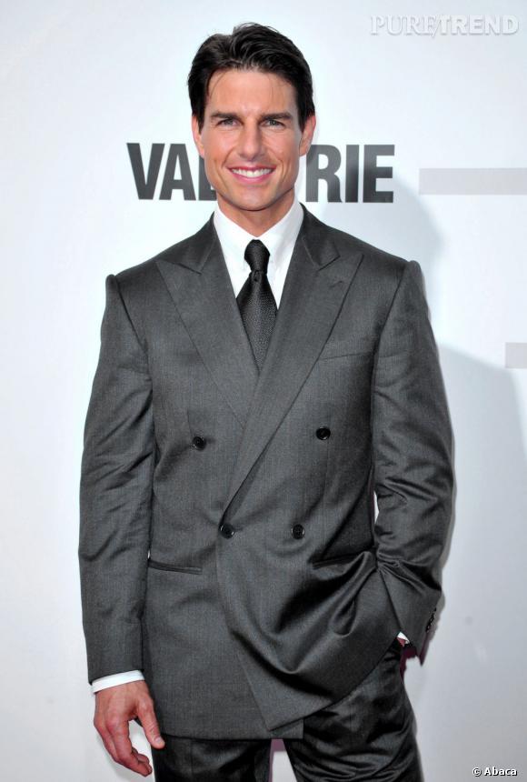 N°1 : Tom Cruise.Avec ses 75 millions de dollars récoltés entre mai 2011 et mai 2012, l'acteur prend la tête du classement. Merci Mission Impossible.