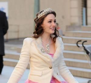 Leighton Meester vs Anna Dello Russo : La robe de princesse Oscar de la Renta