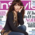 Jessica Biel pour Instyle.
