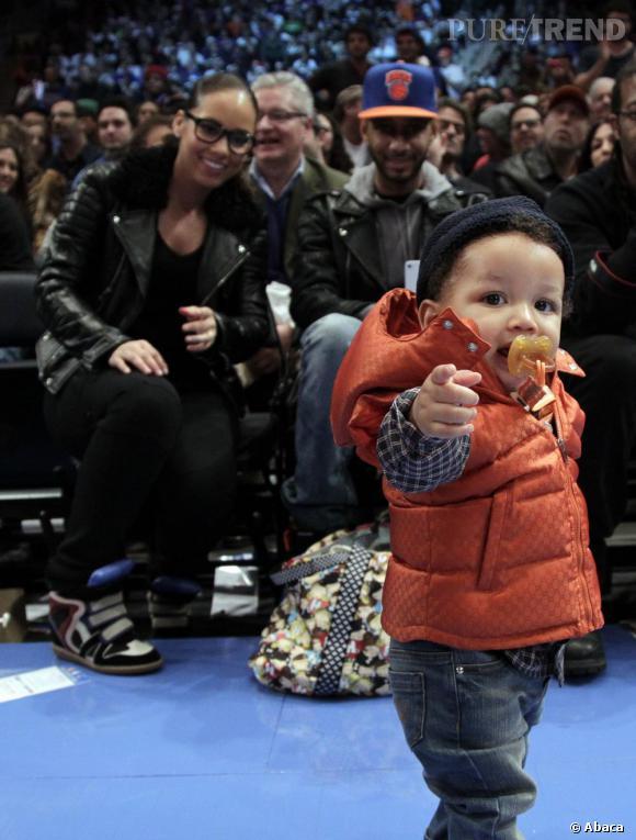 Qui ?  Egypt Daoud Dean, le fils d'Alicia Keys et du producteur Swizz Beatz.       Son prénom ?  Bien que ses deux parents soient nés à New York, le petit Egypt arbore un prénom bien plus exotique en hommage au pays des pharaons.