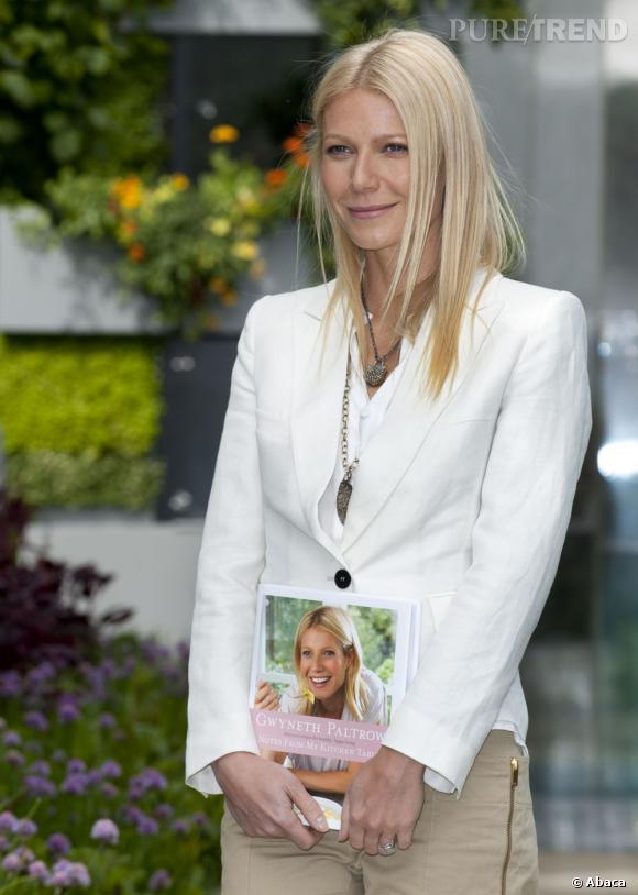 Actrice, chanteuse, cuisinière et créatrice de mode : Gwyneth Paltrow est partout !