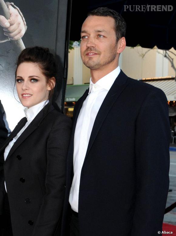 Kristen Stewart et Rupert Sanders, le présumé amant de la belle.