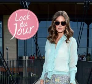 Olivia Palermo dompte la mode italienne en deux looks