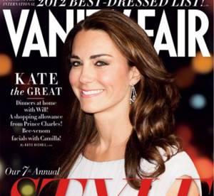 Kate Middleton s'offre le september issue de Vanity Fair