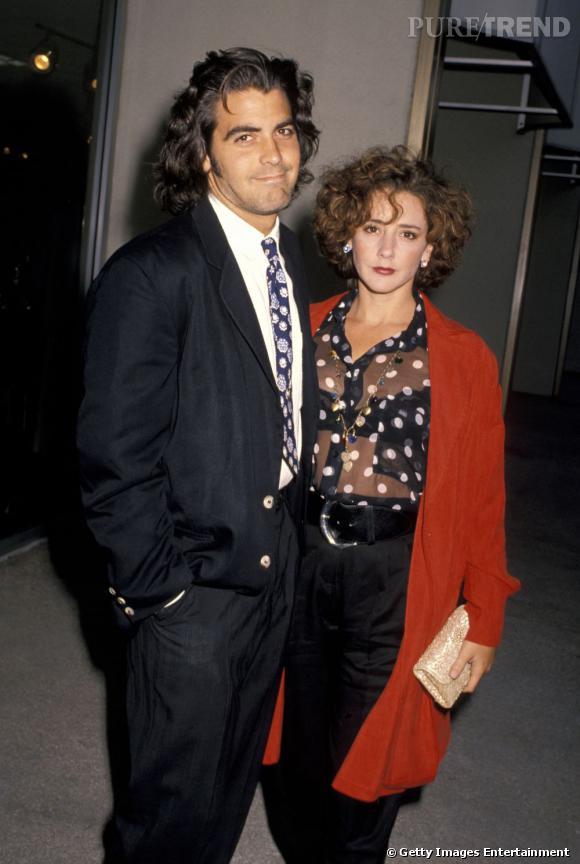 Qui l'eût cru ? Le plus célèbre célibataire d'Hollywood est déjà passé devant le maire bien avant d'être connu. L'heureuse élue ? Talia Balsam.