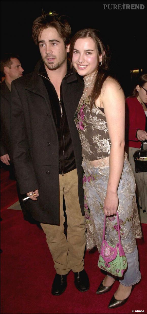 Colin Farrell a beau être un bad boy, il a lui aussi déjà été marié ! Actrice anglaise, Amelia Warner n'aura pas réussi à dompter l'irlandais puisque le mariage ne dure qu'un an.