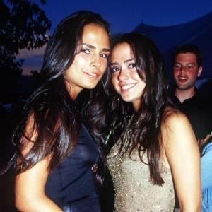 Sa soeur Isabella sort depuis peu avec Russell Brand.