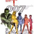 """Le tout premier James Bond ? """"Dr. No"""", dont voici le trailer, assez long. On y rencontre pour la première fois Sean Connery jouant l'agent secret"""