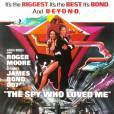 L'espion qui m'aimait : Roger Moore fait un bon boulot d'agent secret