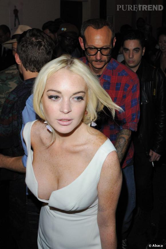 Lindsay Lohan, une actrice pudique ?