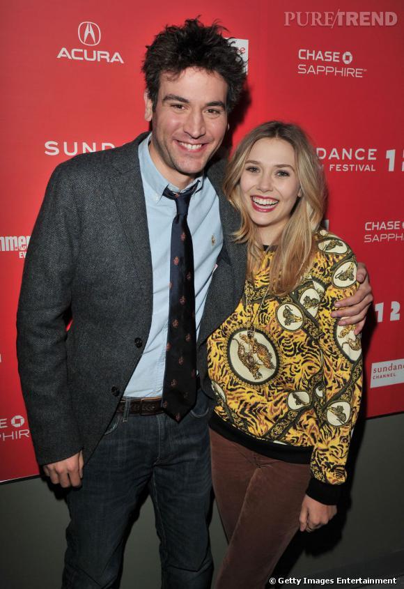 """Elizabeth Olsen et Josh Radnor réunis pour le film """"Liberal Arts""""."""