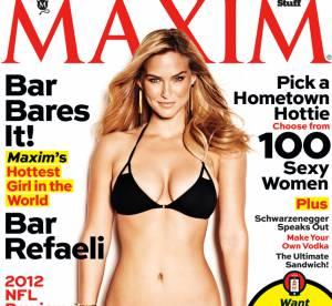 Bar Refaeli, plus hot que jamais pour Maxim