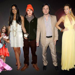 La famille parfaite selon Puretrend.