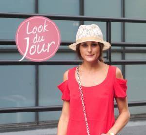 Olivia Palermo termine l'été en beauté avant la fashion week