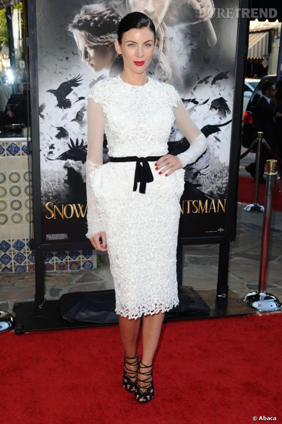 Liberty Ross tire à son avantage le scandale entre son (ex ?) mari Rupert Sanders avec Kristen Stewart.