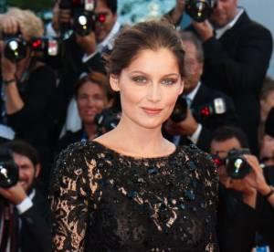 Laetitia Casta vs Anna Dello Russo : la robe en dentelle Dolce and Gabbana