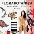 Les 10 parfums de la rentrée Florabotanica de Balenciaga  :   Une eau fraîche et florale qui mêle des notes de rose, d'oeillet et de menthe à un fond plus mystérieux composé de vétiver, d'ambre et de feuilles de caldium.  Prix :  75,20 € (50 ml).