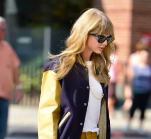 Taylor Swift, un look irréprochable de jeune première... A shopper !