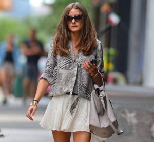 Olivia Palermo, parfait melange chic et sexy... A shopper !