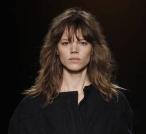 Freja Beha Erichsen, nouveau visage de Maybelline.