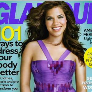 Version photoshop : America Ferrera, mince.