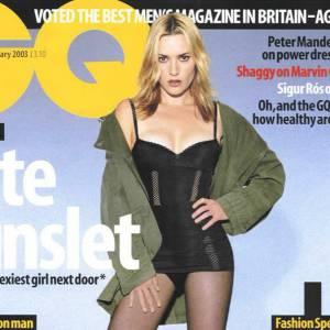 Version photoshop : Kate Winslet dit adieu à ses jambes galbées...