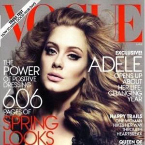 Version photoshop : Adèle n'est plus vraiment Adèle.