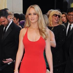 En vrai : Jennifer Lawrence, fière de ses courbes.