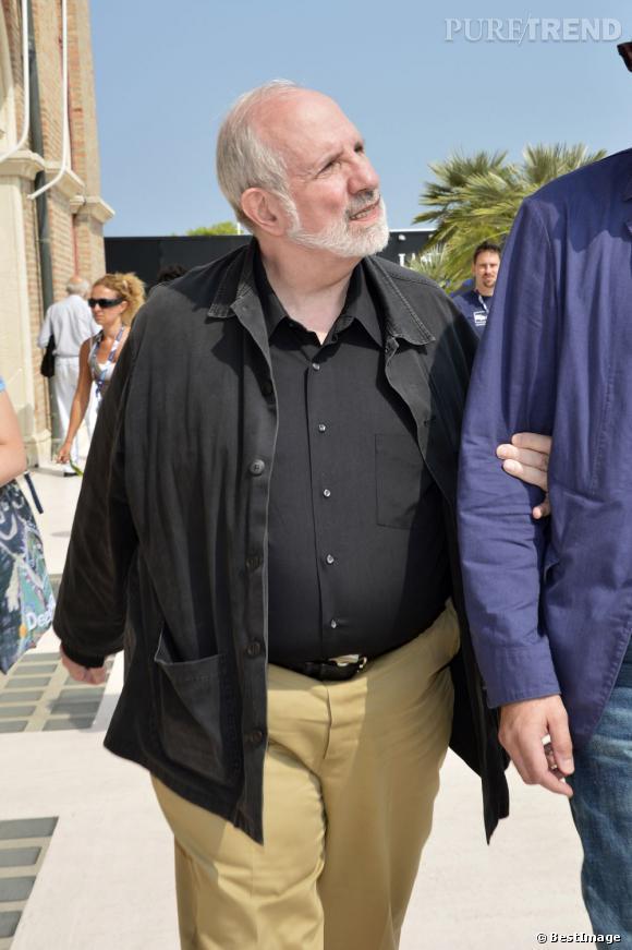 Brian De Palma à Venise.