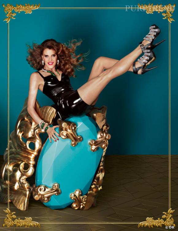 Campagne AdR, Anna Dello Russo at H&M