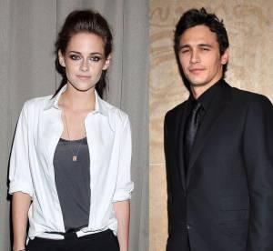 Kristen Stewart et James Franco : une histoire d'amour pour remplacer Robert Pattinson ?