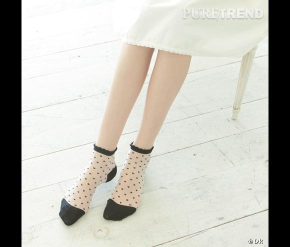 Les chaussettes Tabio : must have !