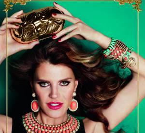 Anna Dello Russo pour H&M en avant-première chez colette