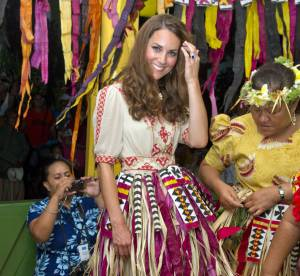 Kate Middleton : après les photos seins nus, un petit souci de robe pour la Duchesse !