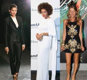 Laetitia Casta, Solange Knowles, Anna Dello Russo : le best of des looks de Milan
