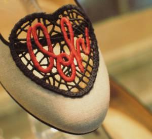 Charlotte Olympia, collection Printemps-Eté 2013 :  Loafer Ooh La La !
