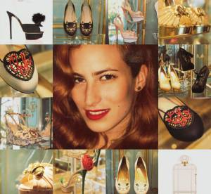 "Interview : Charlotte Olympia et sa ""Vie en Rose"""