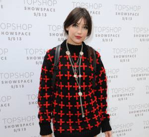 Daisy Lowe vs Leigh Lezark : le pull Topshop Unique
