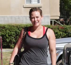 Hilary Duff : jeune maman de plus en plus négligée... Le flop mode