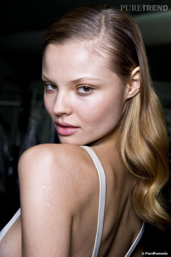 """Les secrets de beauté des stars :       Nom :   Magdalena Frackowiac     Profession :     Top Model              Son secret :      """"Nettoyer mon visage au brumisateur tous les matins."""""""