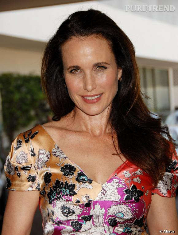 les secrets de beaut des stars nom andie macdowell profession actrice son secret toutes. Black Bedroom Furniture Sets. Home Design Ideas
