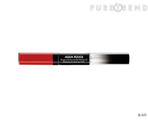 aqua rouge rouge l vres liquide waterproof de make up for ever 23. Black Bedroom Furniture Sets. Home Design Ideas